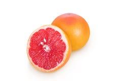 Half a grapefruit Stock Photo