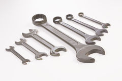 Half Inch Wrench Royalty Free Stock Photography