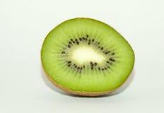 half kiwi Royaltyfri Bild