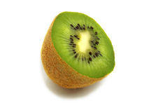 Half kiwi Royalty Free Stock Image
