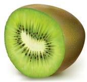 Half kiwi fruit Stock Image