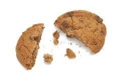 Half koekje stock foto's
