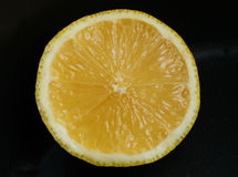 Half a lemon Royalty Free Stock Images