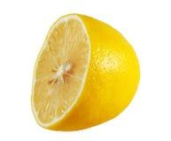 Half a lemon Stock Photos