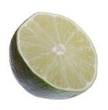 Half Lime Stock Image