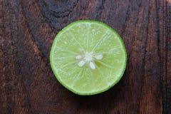 Half lime. Stock Photo