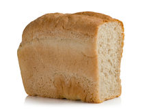 Half a loaf of bread Royalty Free Stock Photo