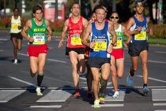 Half Marathon Stock Images
