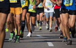Half Marathon Stock Photography