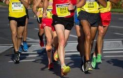 Half Marathon Royalty Free Stock Photography