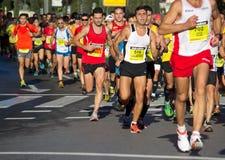 Half Marathon Royalty Free Stock Images
