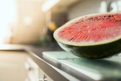 Half melon Stock Photography