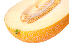 Half a melon Royalty Free Stock Image