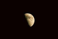 The half-moon Royalty Free Stock Photos