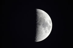 Half moon Royalty Free Stock Photography