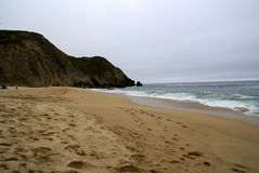 Half Moon Bay Beach, California Stock Photo