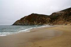 Half Moon Bay Beach, California Royalty Free Stock Photography