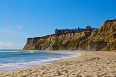 Half Moon Bay Califórnia Imagem de Stock Royalty Free