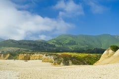 Half Moon Bay, Califórnia, EUA Fotografia de Stock Royalty Free