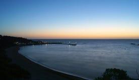 Half Moon Bay, Victoria Australia Imagen de archivo libre de regalías