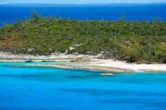 Half Moon Cay, Bahamas Stock Photo