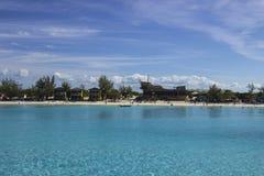 Half Moon Cay, Bahamas Royalty Free Stock Photography