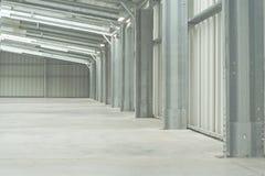 Free Half Of Empty Warehouse Stock Photos - 19531673