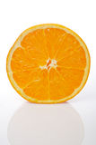 Half orange Royalty Free Stock Image