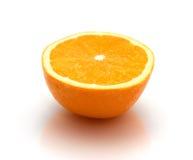 half orange Стоковые Изображения