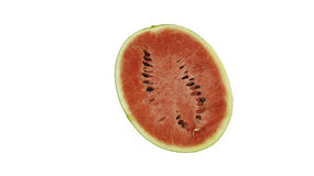 Half piece watermelom Royalty Free Stock Images