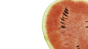Half piece watermelom Stock Photography