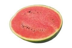 Half piece of watermelon Stock Photo