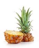 Half pineapple Royalty Free Stock Photo