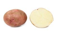 half potatis s arkivbild