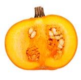 Half pumpkin Royalty Free Stock Images