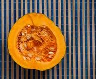 Half pumpkin. Stock Image