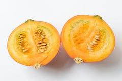 Half of pumpkin Royalty Free Stock Image
