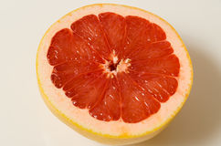 Half red grapefruit Royalty Free Stock Photography