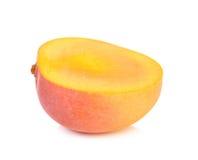 Half of Ripe mango  Royalty Free Stock Images