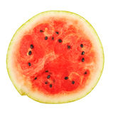 Half of ripe watermelon Royalty Free Stock Image