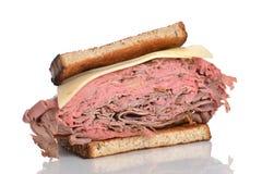Half Sandwich Stock Photography