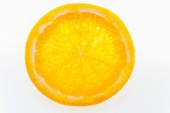 half slices of orange Royalty Free Stock Photos