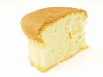 Half sponge cake Royalty Free Stock Photography