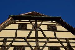 Half-timber gable Royalty Free Stock Image