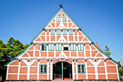 Half timbered Stock Photo