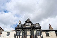 Half Timbered Building Stock Images