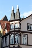 Half-timbered buildings - Celle, Germany Royalty Free Stock Photography