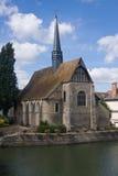 Half-timbered church Stock Photography