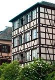Half-timbered Haus Lizenzfreie Stockbilder