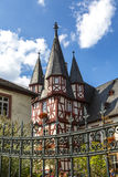 Half-timbered Home in Germany Royalty Free Stock Photos